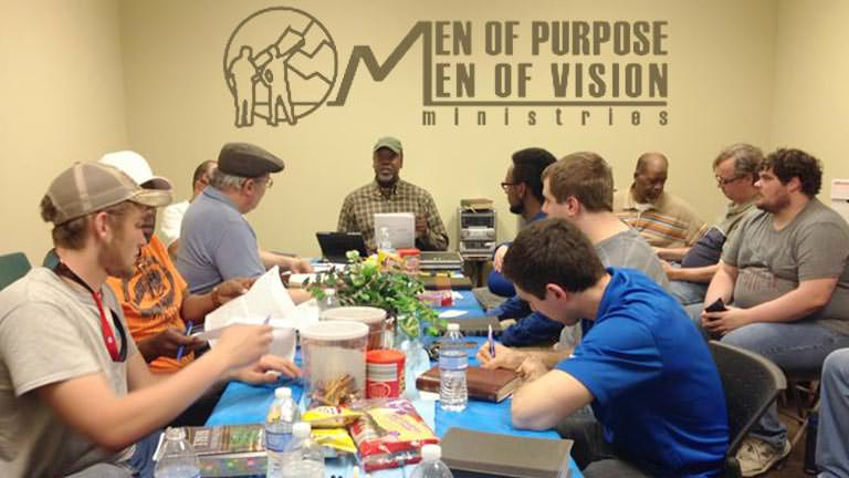 Men of Purpose Men of Vision Weekly Tuesday