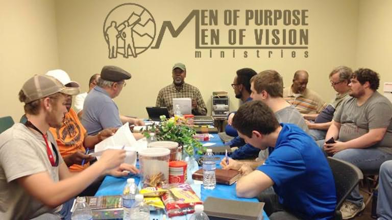 Men of Purpose Men of Vision Weekly Tuesday